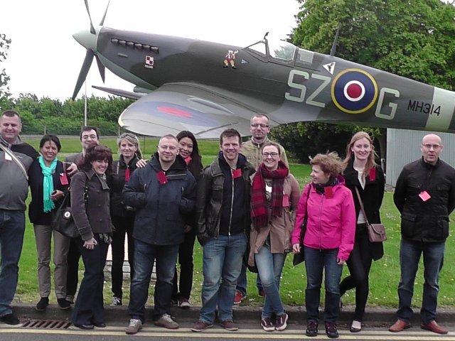 Visit to RAF Northolt & The Battle of Britain Bunker Musem